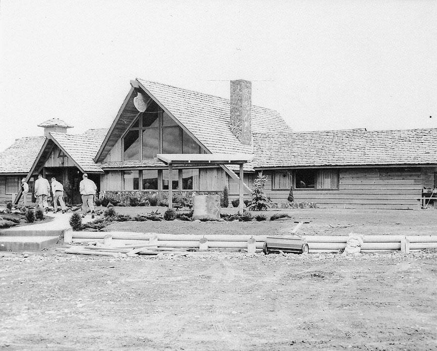 Christmas Valley Lodge 1962