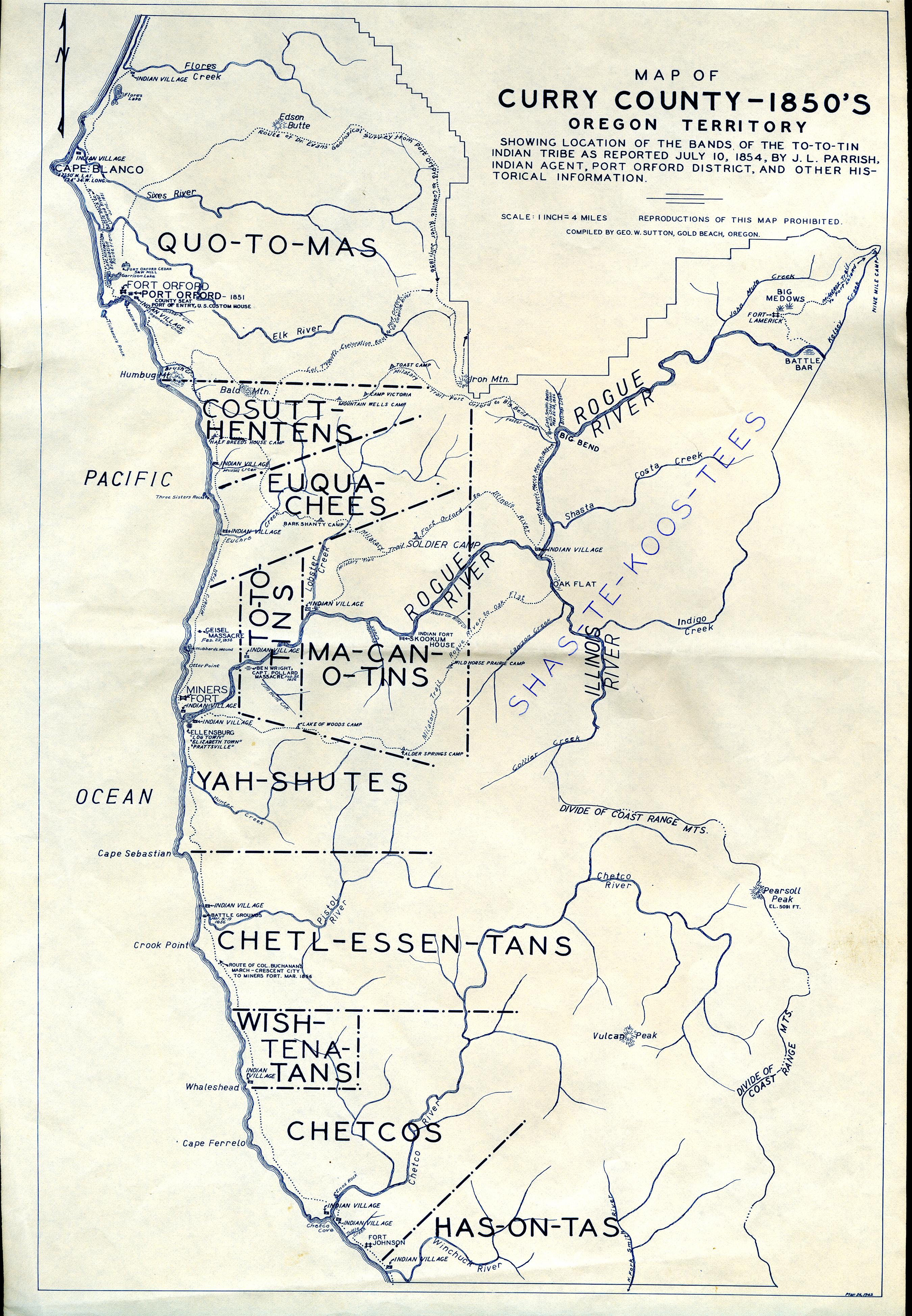 Gallery of Oregon Maps