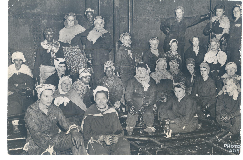 Women, Labor, and World War II