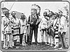 Mayor George Baker & Indians