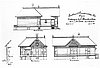 Portland Construction Co. House Plans, 1886 // Mss 3149