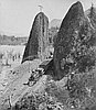 Train Passing through The Needles, c. 1885 // OrHi 36867