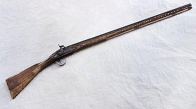 barnett trade musket