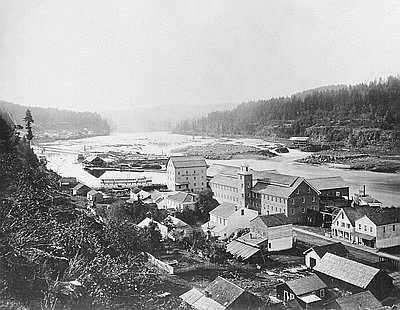 oregon city and willamette falls