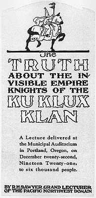 truth about kkk
